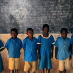 ONETrack International - Cameroon children