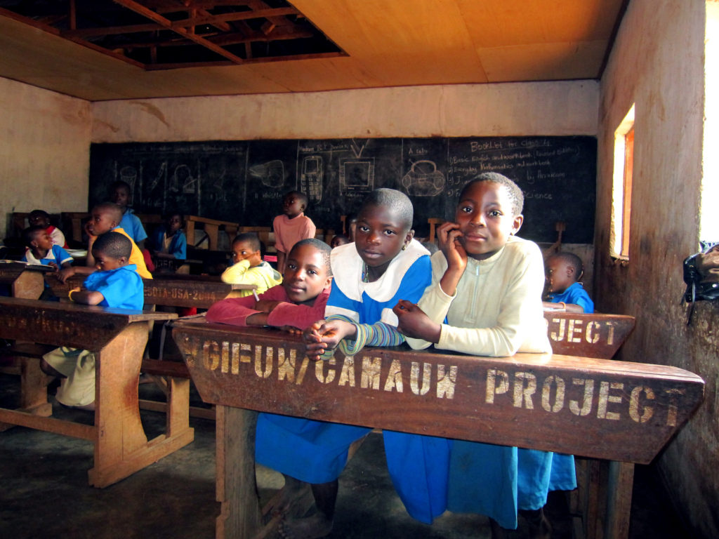 ONETrack International - Cameroon School