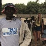 ONETrack International volunteers