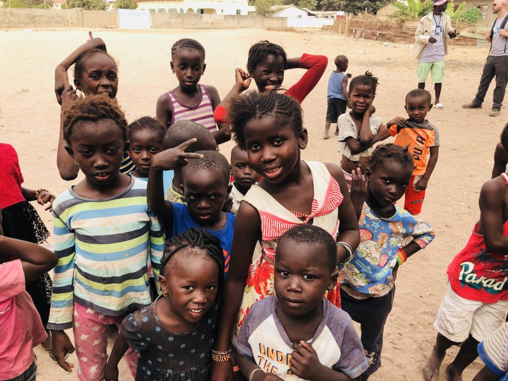 ONETrack International - The Gambia