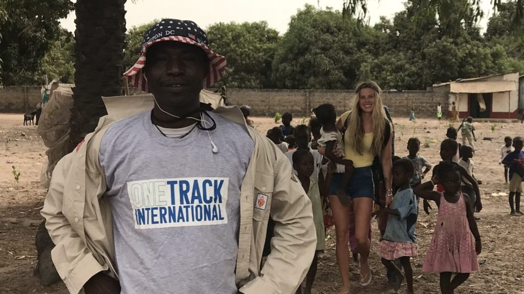 ONETrack International - Staff in The Gambia