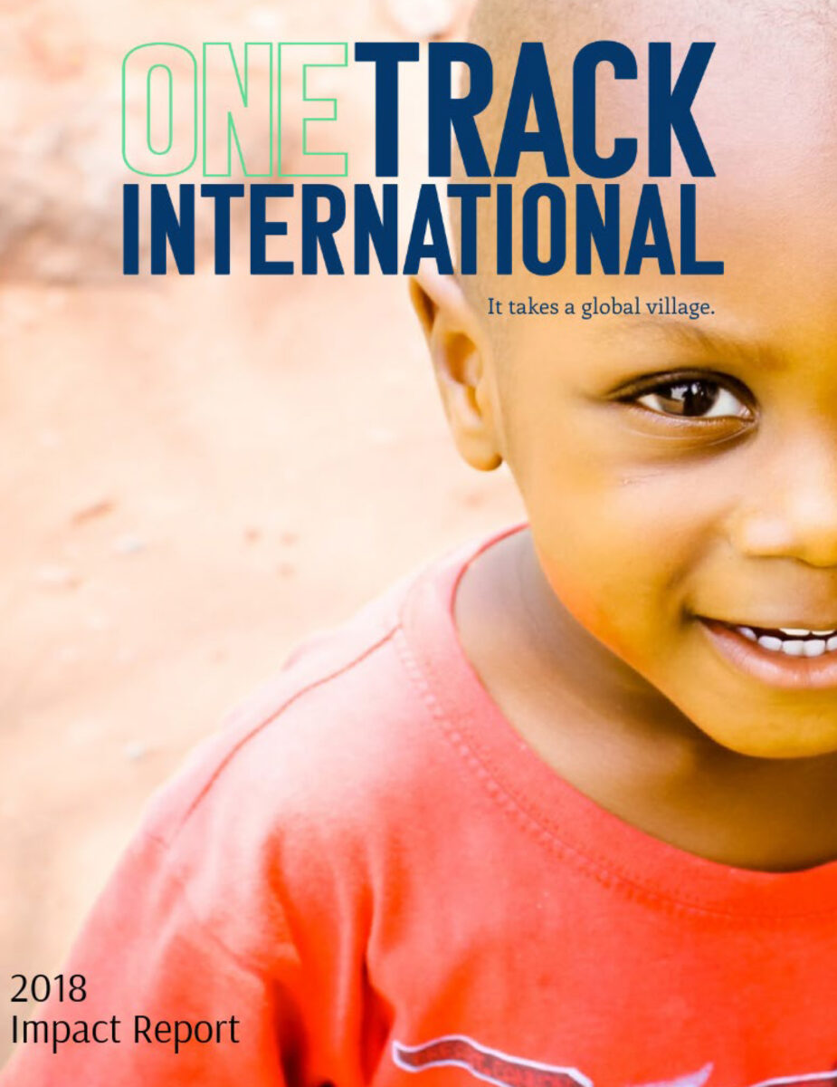 OTI 2018 Impact Report - Cover