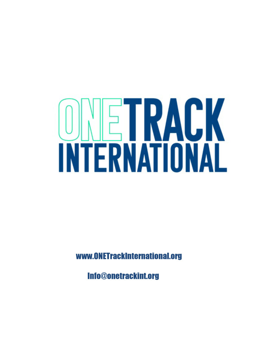 OTI 2018 Impact Report - OneTrack International