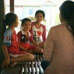 ONETrack International - Cambodia children