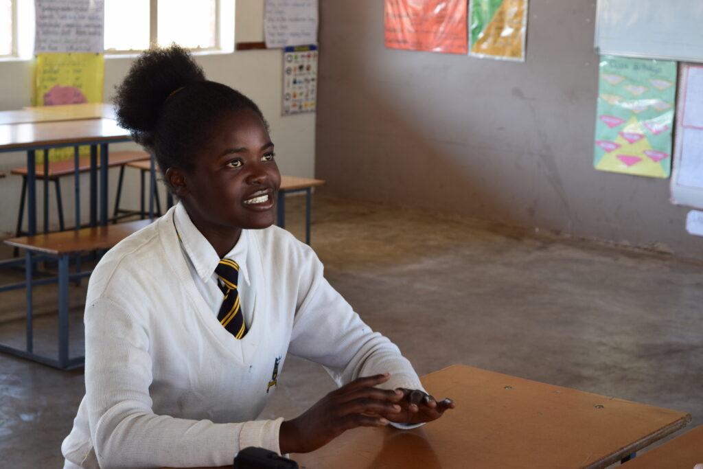 ONETrack International in Zimbabwe - Hannah interview