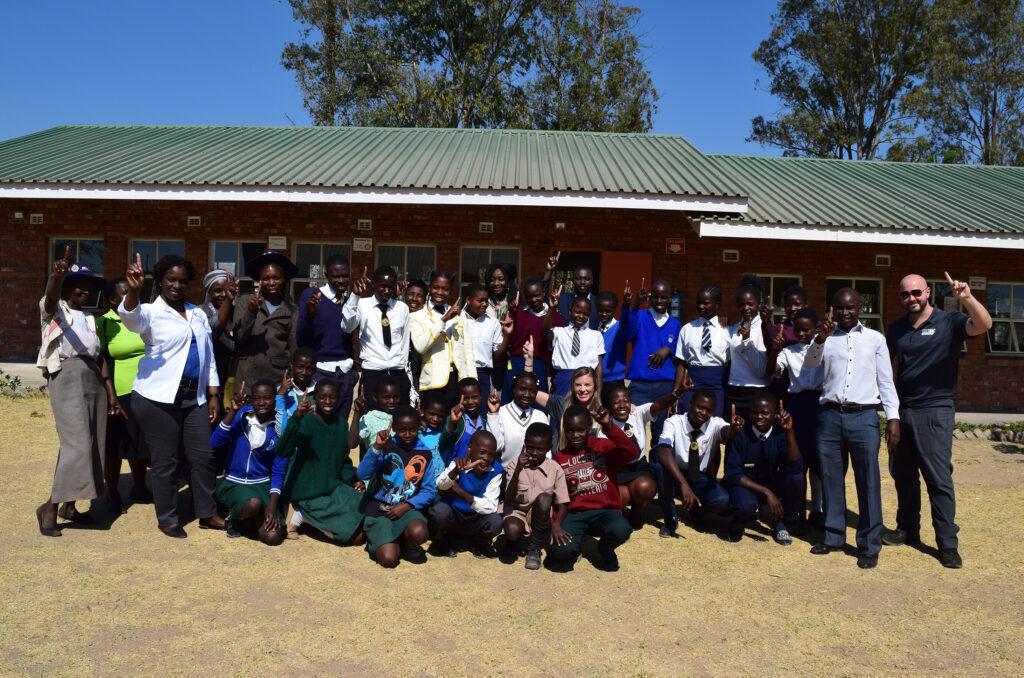 ONETrack International - Chiedza in Harare, Zimbabwe