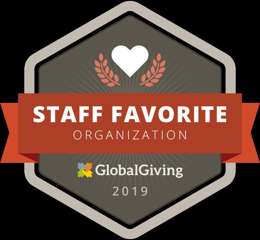 Global Giving - Staff Favorite