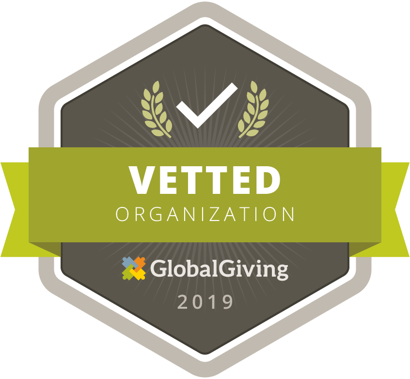 Global Giving - Vetted Badge